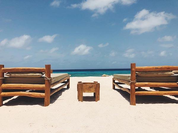 bar bonaire beach